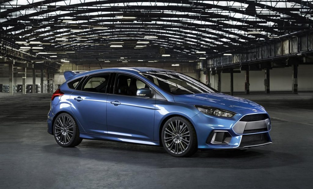Ford Focus RS Warehouse