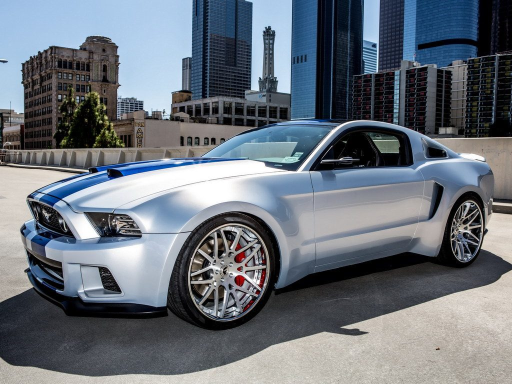 Need For Speed Shelby 5