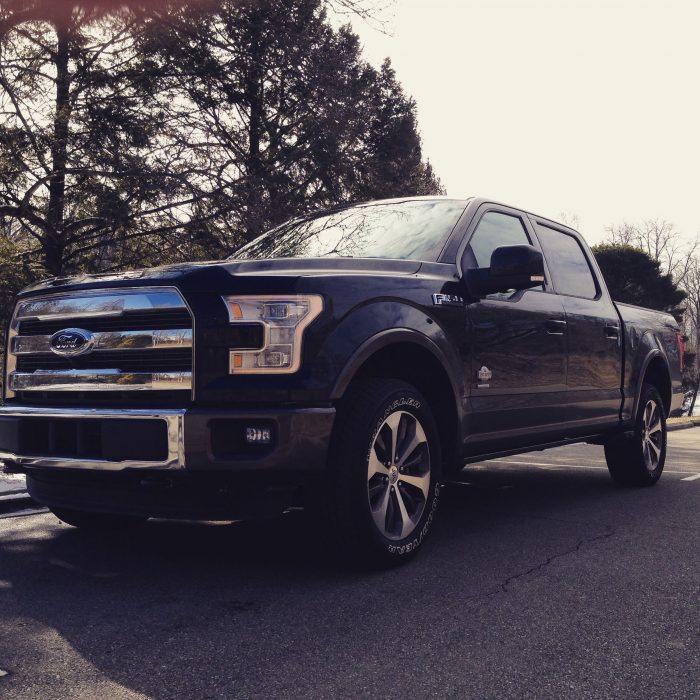 2015 Ford F-150 Weight 1
