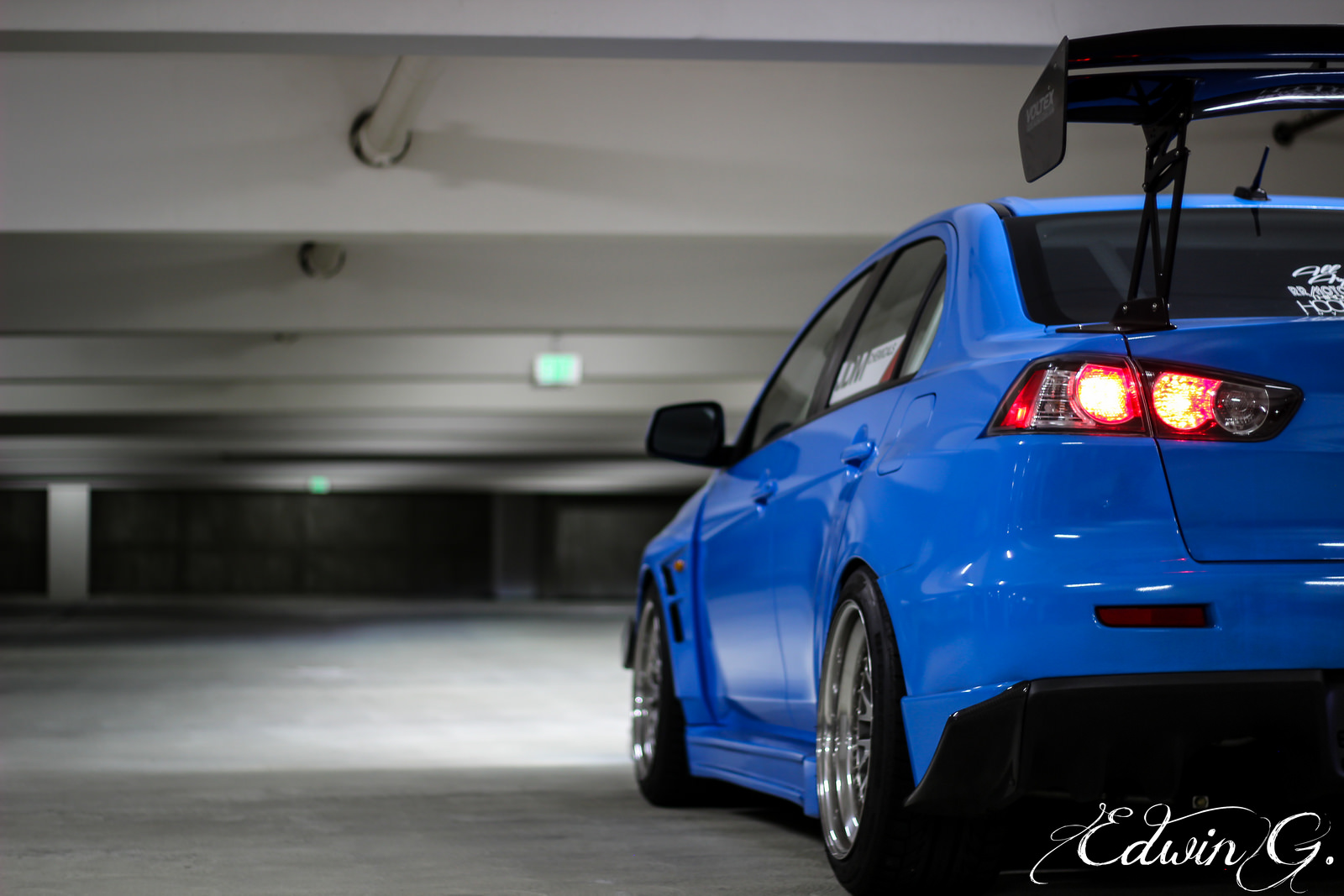Fast And Furious Evo 2