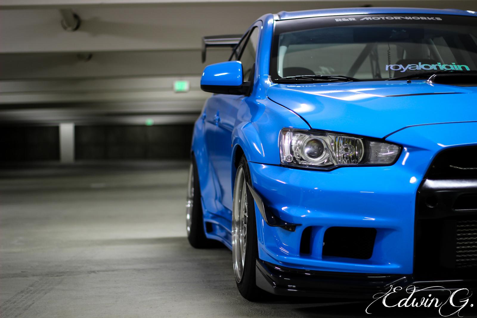 Fast And Furious Evo 6
