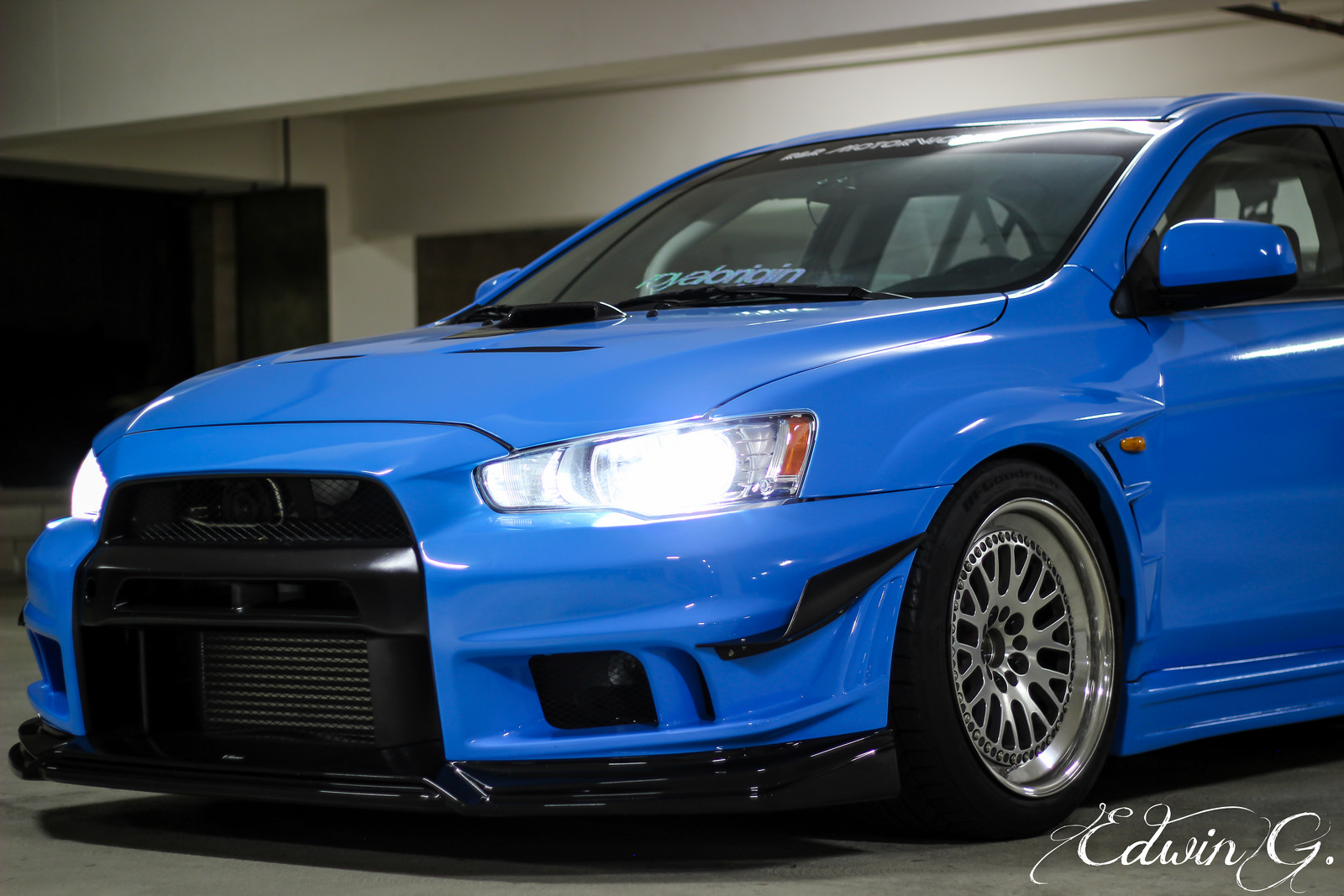 Fast And Furious Evo 5