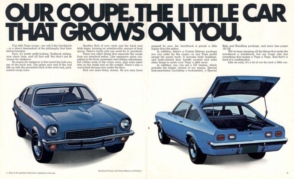 Worst Cars Ever Sold In America - 1971-1977 Chevrolet Vega