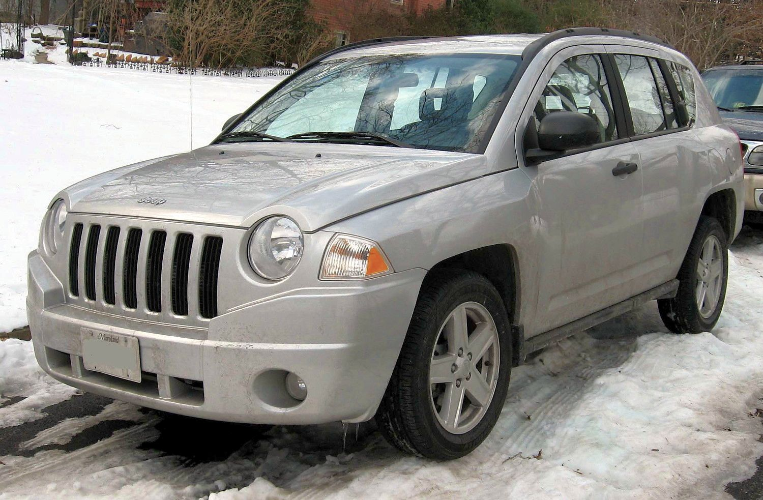 Best Used Cars For Snow - Jeep
