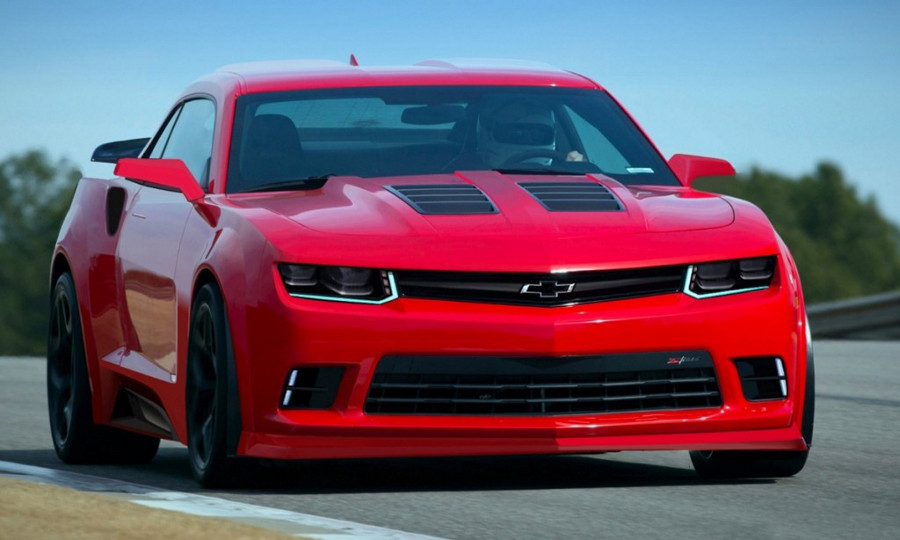 The All New 2016 Chevy Camaro Will Pace The Indy 500
