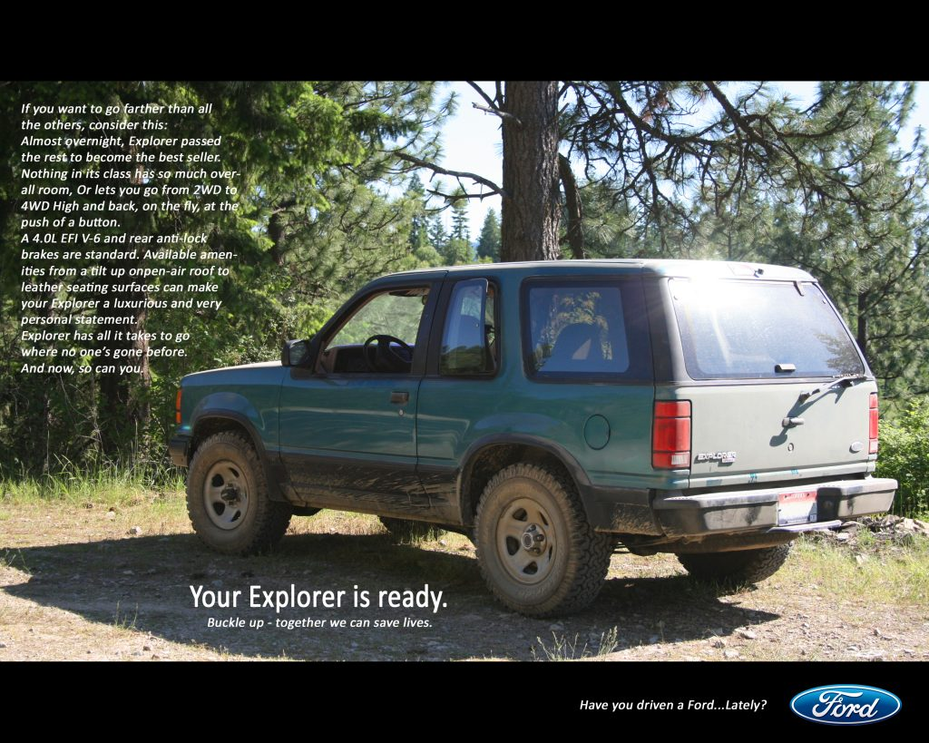 Worst Cars Ever Sold In America - 1991 - 2000 Ford Explorer