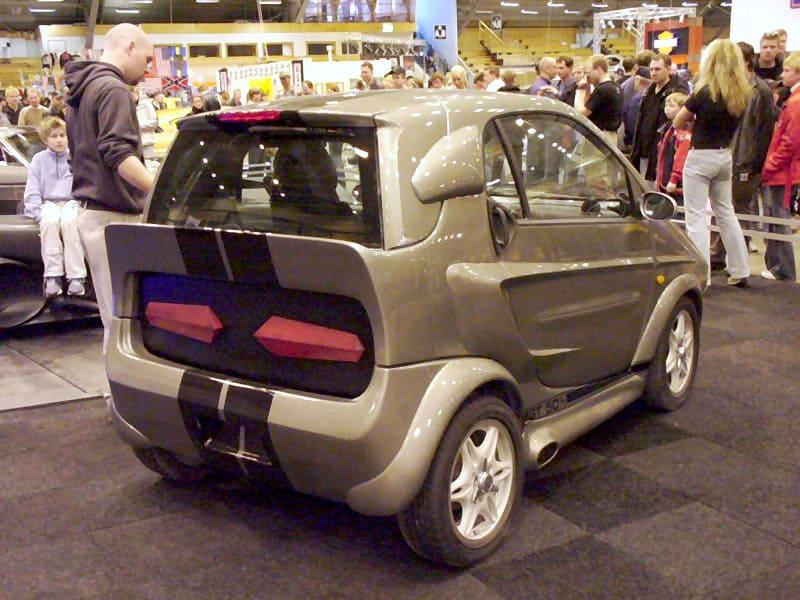 Smart Car Mods 3