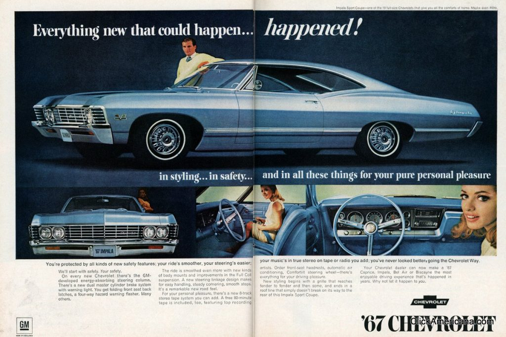 Worst Cars Ever Sold In America - 1965-1969 Chevrolet V-8