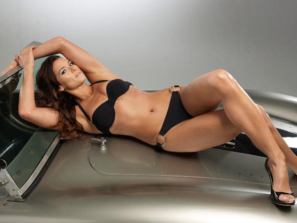 Female Race Car Driver Danica Patrick 1