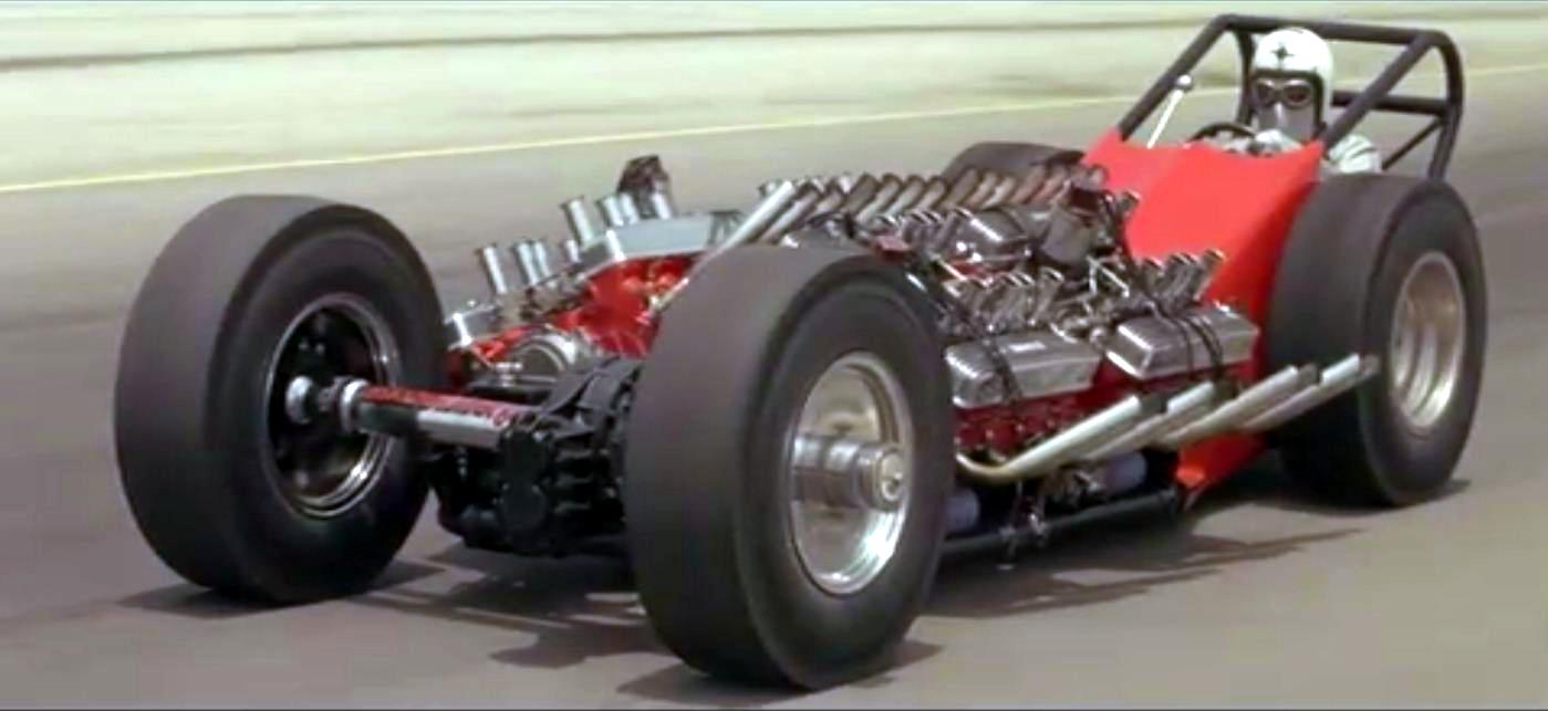 Unique Race Cars 1