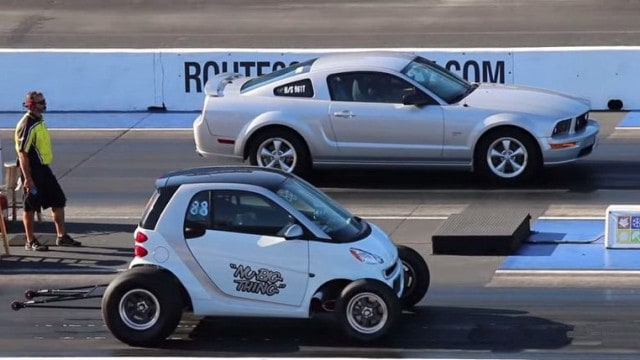 Smart Car Mods