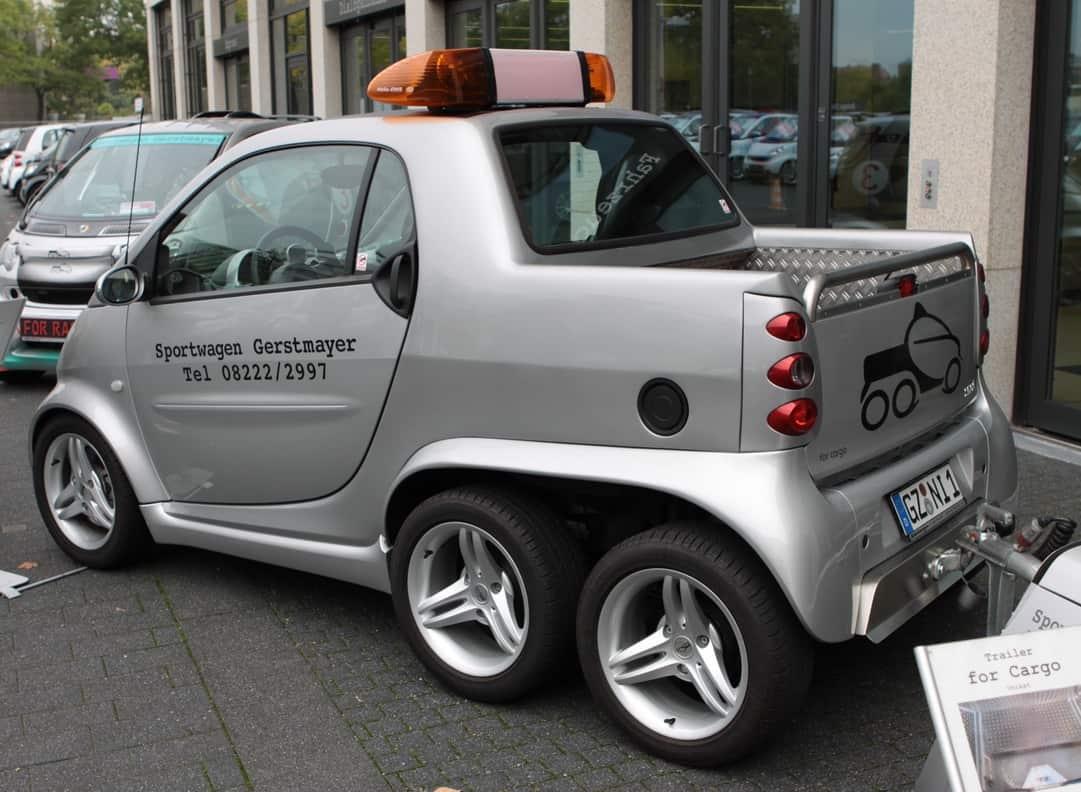 Smart Car Mods 5