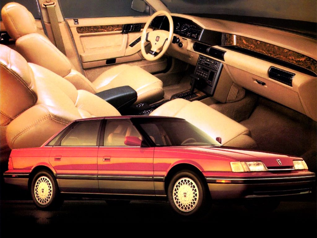 Worst Cars Ever Sold In America - 1987 Sterling 825