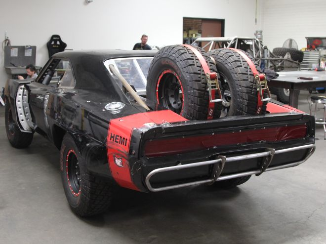 Dodge Charger Off Road 3