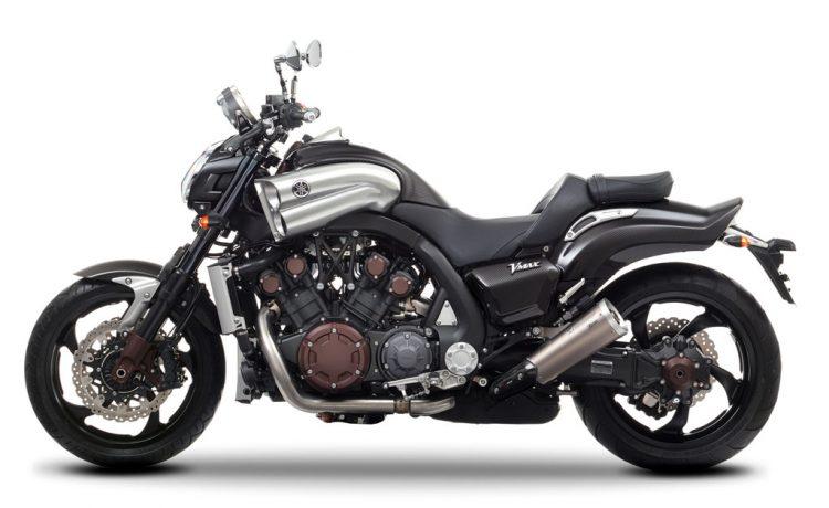 Yamaha VMAX Carbon 3