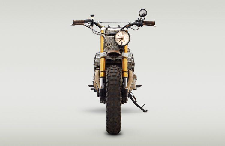 The Walking Dead Motorcycle 1