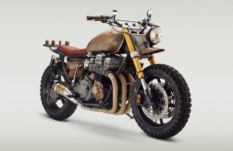 The Walking Dead Motorcycle 3