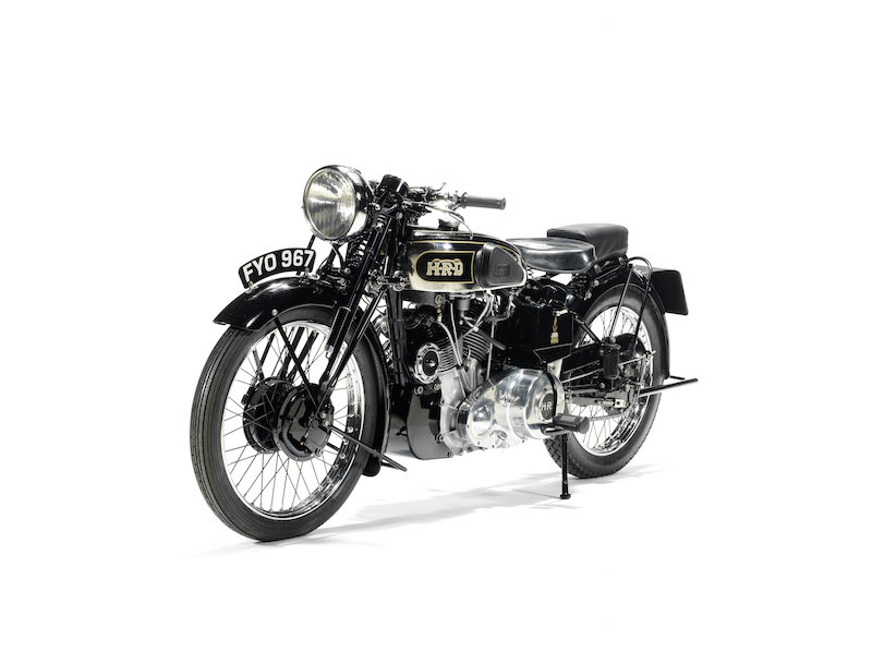 Vincent Series A Rapide For Sale 3