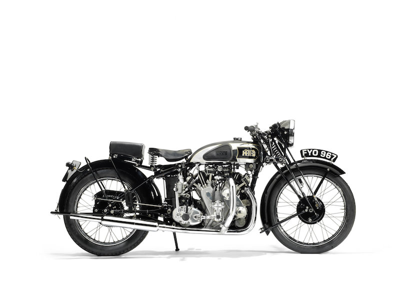 Vincent Series A Rapide For Sale 2