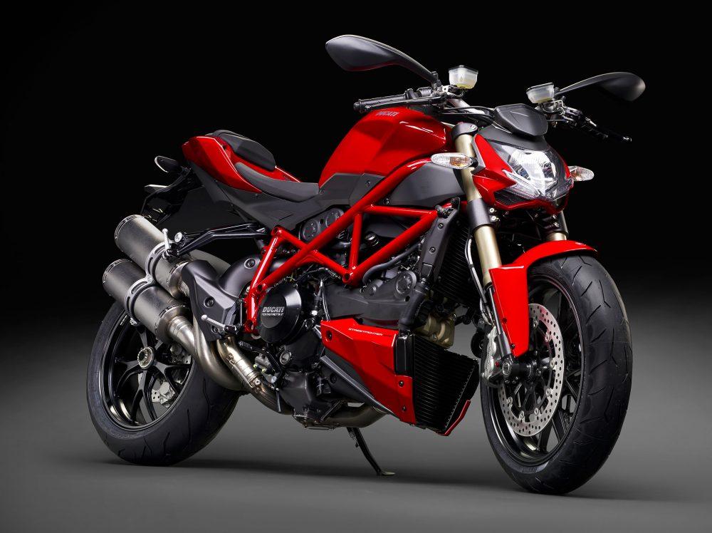 2015 Ducati Streetfighter 848 1