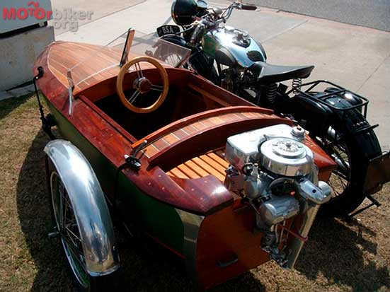 Motorcycle Sidecar 7