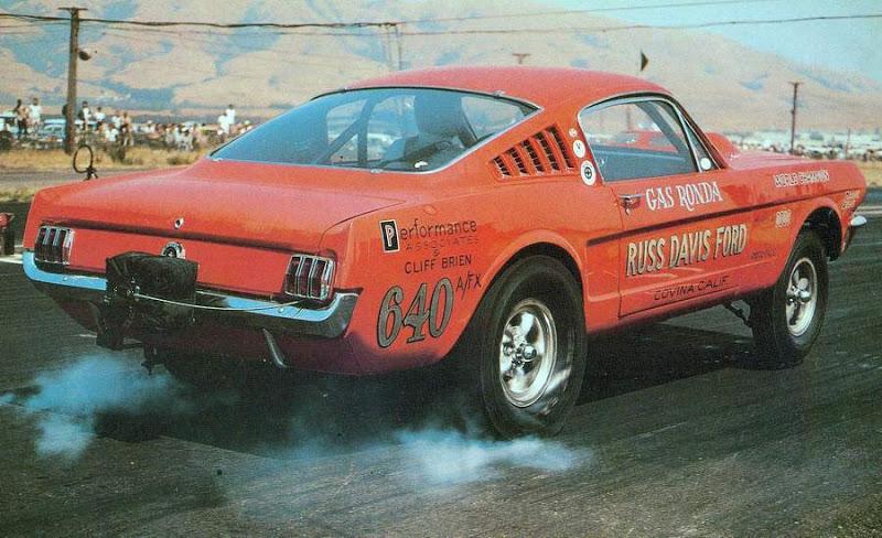 Gas Ronda 1965 AFX
