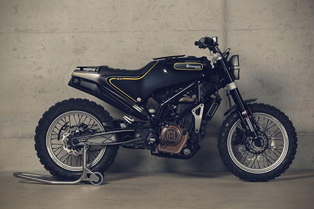 Husqvarna 401 Concept 1