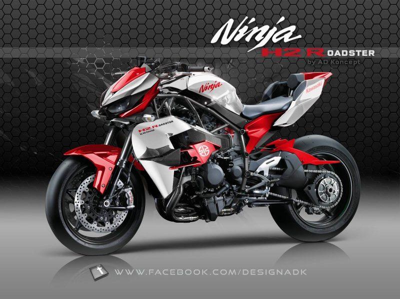 Kawasaki H2R Custom