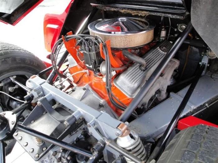 McLaren M6GT 8