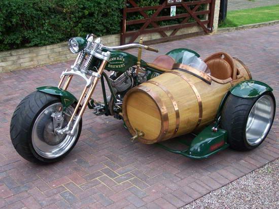 Motorcycle Sidecar 3