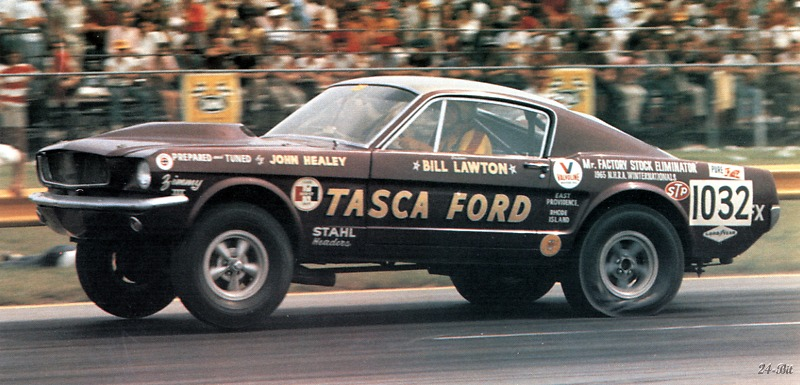 Tasca-Ford-Drag-Racing-Mustang-Photo