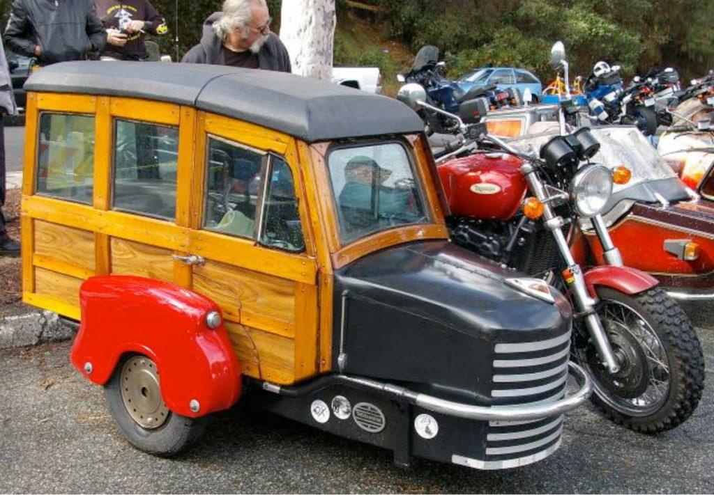 Motorcycle Sidecar 2