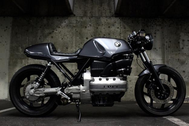 BMW K100 Cafe Racer 1