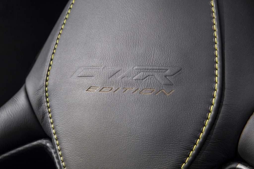 C7.R edition Corvette Interior