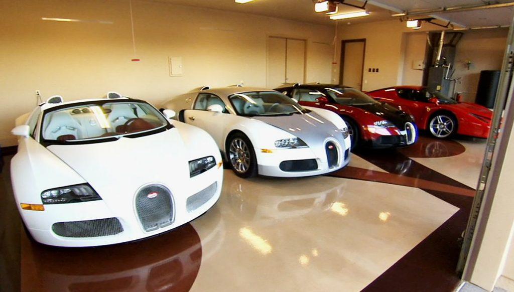 Floyd Mayweather Bugatti 2