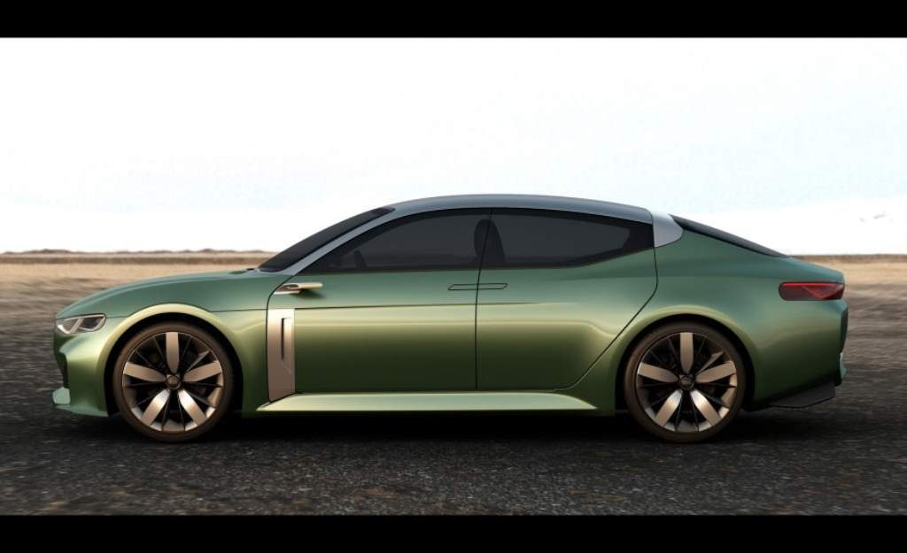 Kia Novo Concept Side 2