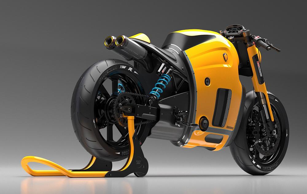 Koenigsegg Bike Concept 2