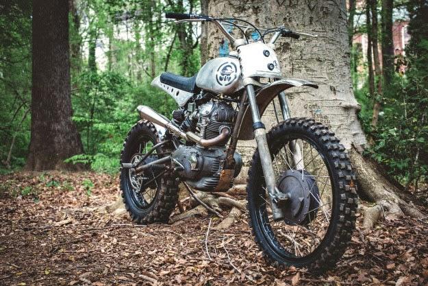 Bryan Fuller Motorcycle 1