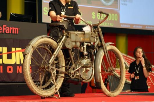 1907 Harley Davidson Auction 1