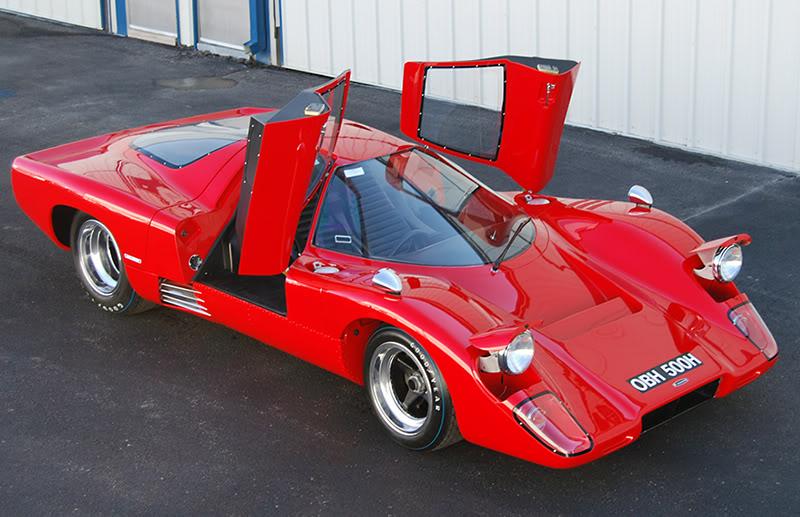 McLaren M6GT 1