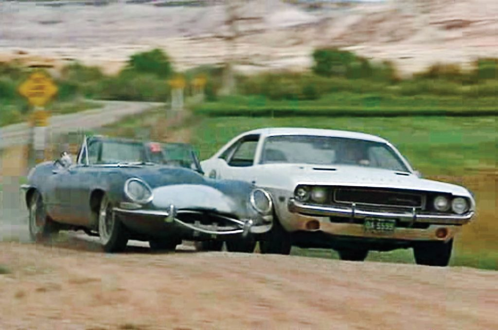 Classic Car Movies - Vanishing Point