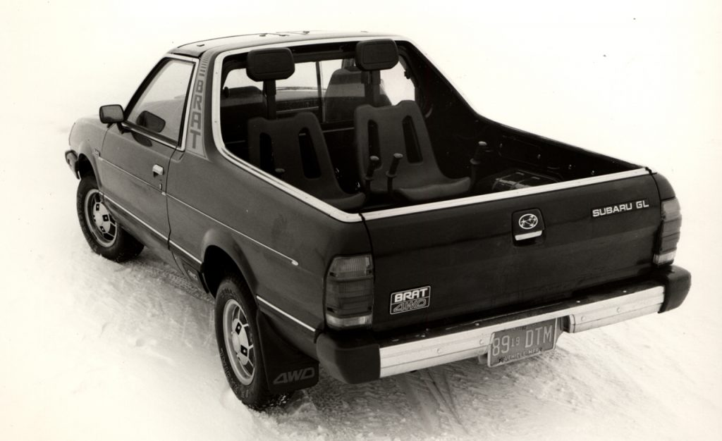 Car With Truck Bed 3
