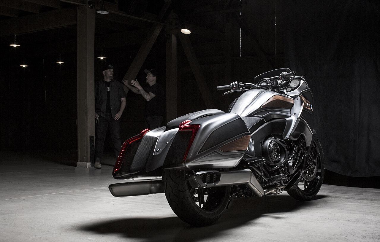 BMW Bagger Concept 2