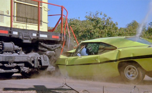 Classic Car Movies - Dirty Mary Crazy Larry
