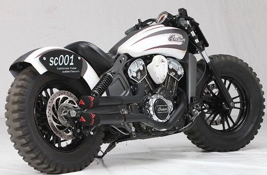 Indian Scout Off Road 1