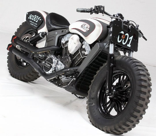 Indian Scout Off Road 4