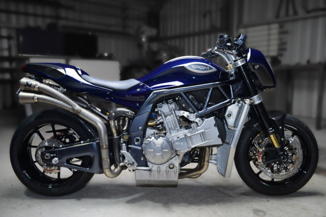 PGM Motorcycle 7
