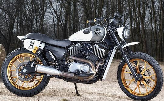 Harley Davidson Off-Road 8