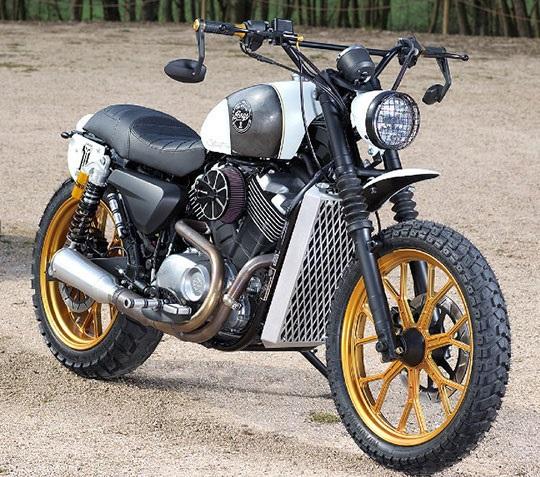Harley Davidson Off-Road 1