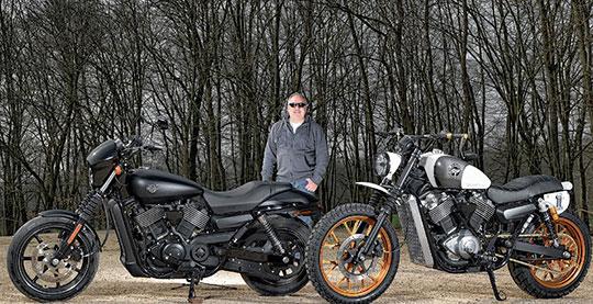 Harley Davidson Off-Road 7